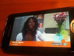 Leraar 24 op Samsung Galaxy S