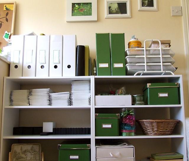 organised studio