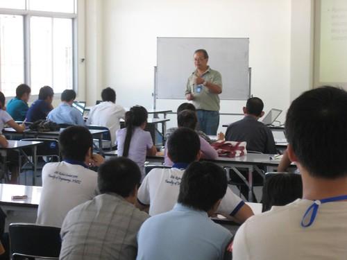 Barcamp Vientiane 2010