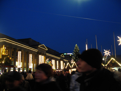 Stuttgarter Weihnachtsmarkt 2010