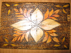 (AEGEOTISSA) Tags: wood art pyrography   httpstephanieareliblogspotcom
