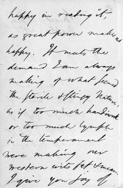 Letters of note i greet you at the beginning of a great career transcript follows image courtesy of the library of congress m4hsunfo