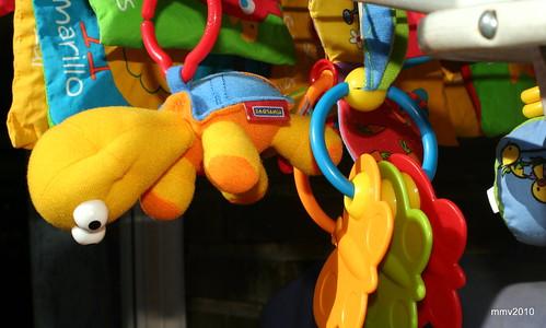 Una colada con muchos colores