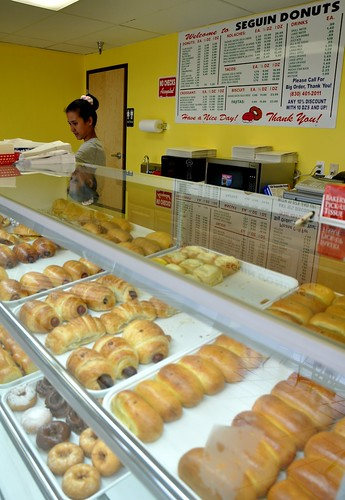 Seguin Donuts
