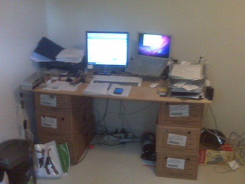 """The """"Before"""" Desk"""