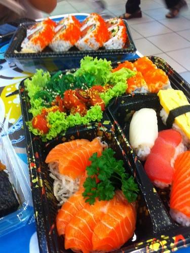 Sushi-Q Bento Box