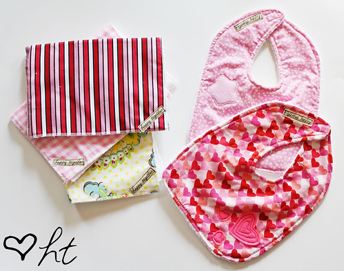 Bibs and Cloths for baby gift