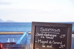 ENJOY & RELAX (VINCENT MOYASHI) Tags: coteazur france evening dinner ocean water relax enjoy vacation summer