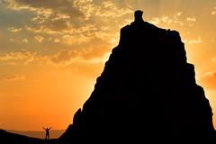 Kaluts, maravillas naturales de Irán. (Victoria.....a secas.) Tags: irán lutdesert desierto desert duna dune kalut atardecer sunset