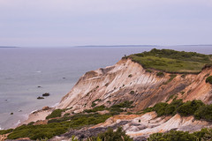 Aquinnah Cliffs (Gabrielle Wales) Tags: gayhead marthasvineyard aquinnah cliffs beach landscape travel