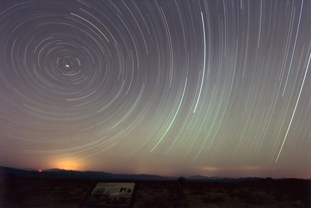 Film Star Trails