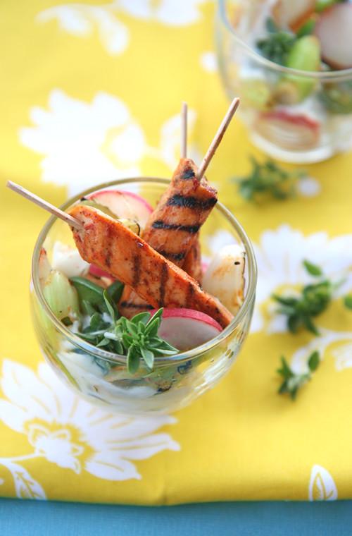 kebab cups