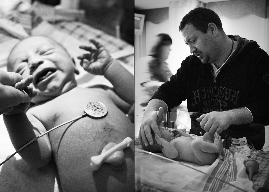 daddy and bray BW_2