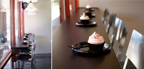 Cupcake Chic cupcake bakery in orem utah - cupcake bar