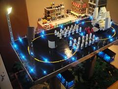 Endor Landing Platform (brickplumber) Tags: starwars lego legostarwars returnofthejedi fbtb episodevi lifelites