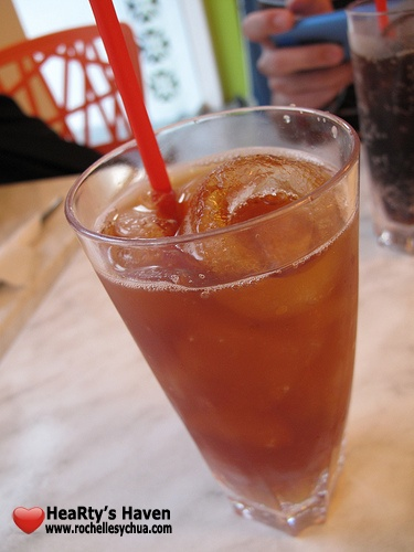 iced tea xo kitchen