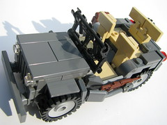 Windshield up (ßantha) Tags: milan lego jeep wwii built finally willys fad roa phima brickarms cmadge