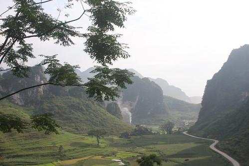 Lai Chau landscape, Vietnam