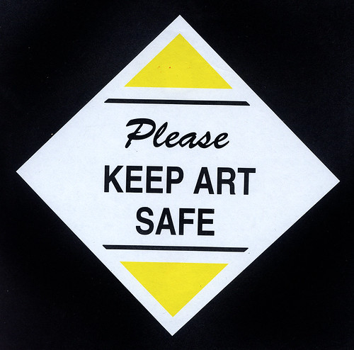 Please Keep Art Safe