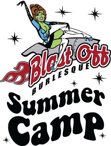 Blast-Off Burlesque Summer Camp