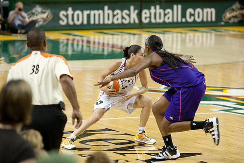 Storm vs Mercury � 90