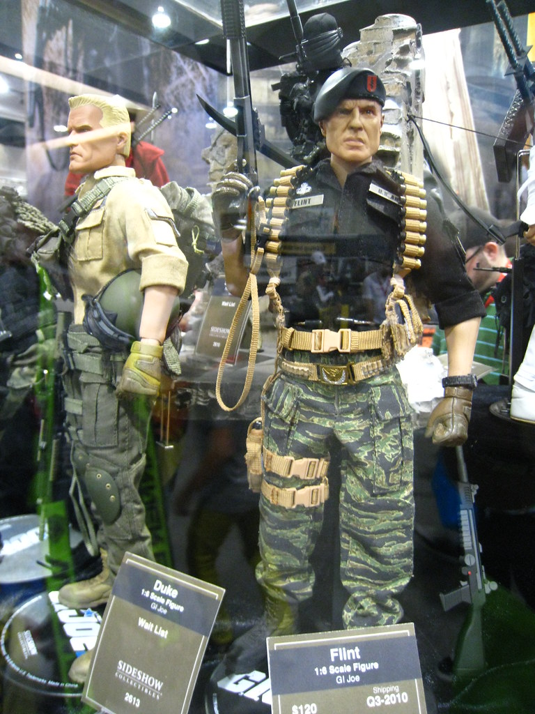 Sideshow Toys SDCC 2010