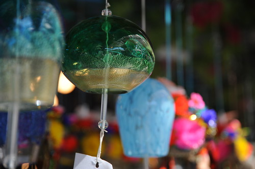 Wind Chime at the Market