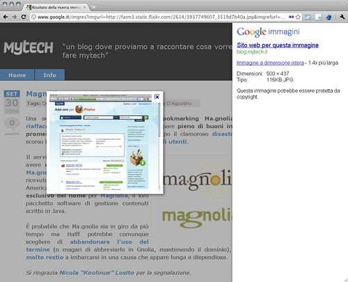 Google Images - mytech landing page 01