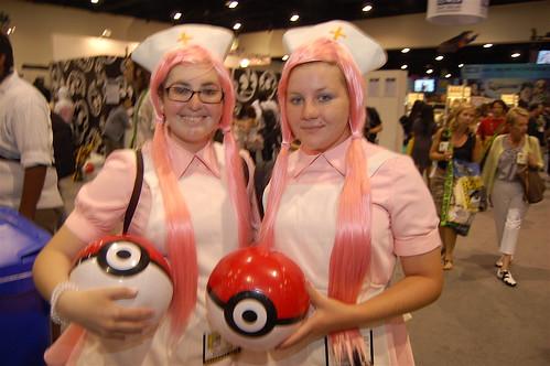 Comic Con 2010: Real Joy