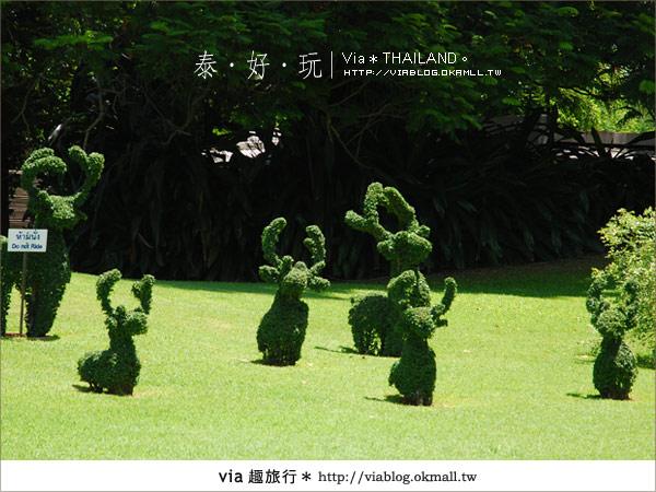 【泰國旅遊】大城之旅|泰皇的渡假聖堂~芭茵夏宮36
