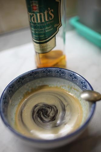 咖啡酒 (Espresso + 白蘭地)