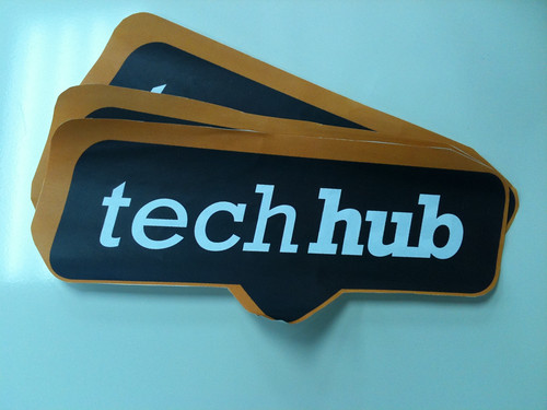 TechHub Coworking Space, London, England