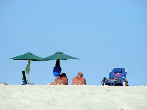 Sandy Hook Nudist Beach
