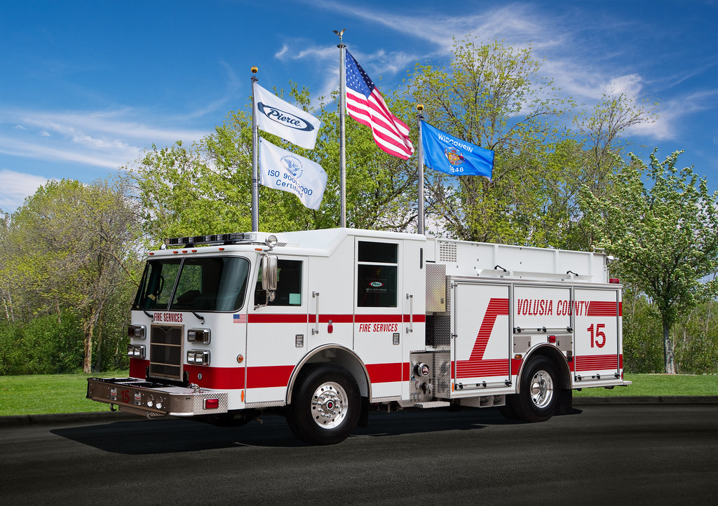 The world 39 s best photos of pierce and piercefireequipment for Volusia county motor vehicle