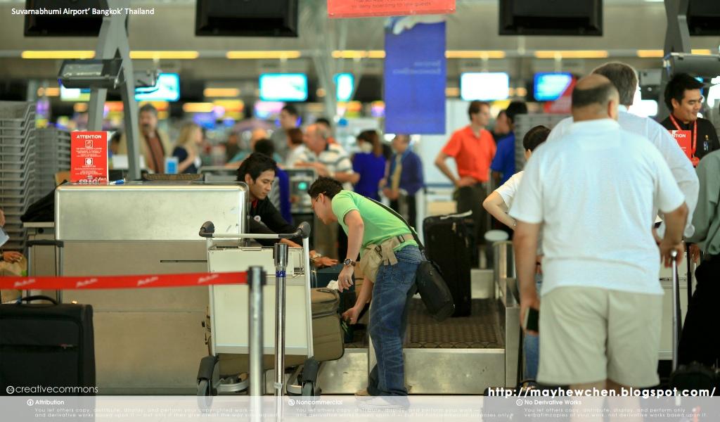 Suvarnabhumi Airport 09