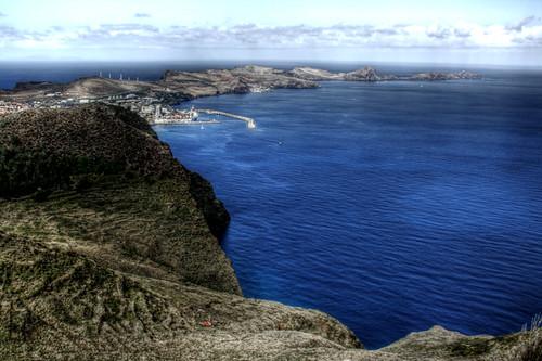 Punta de Sao Lorenço. Madeira. Portugal