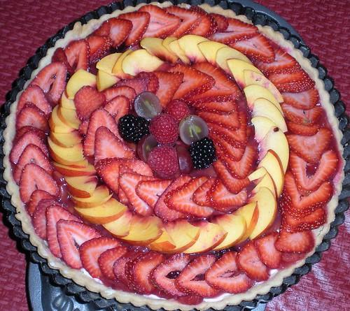 School Started Dessert
