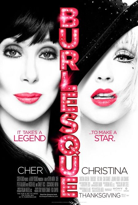Christina Aguilera in Burlesque 2010 Musical Film