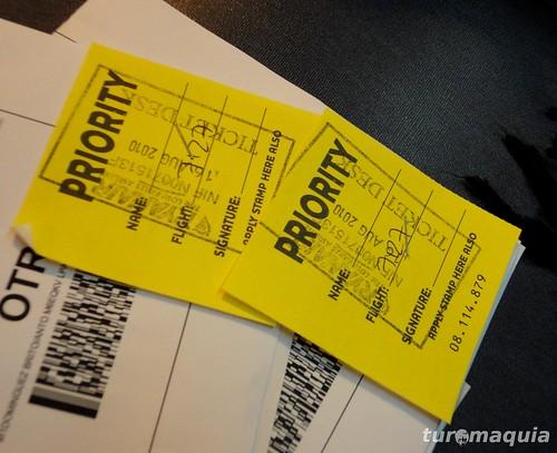 Priority Ryanair