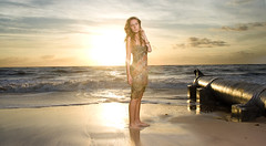 Sunrise (Ryan Brann) Tags: beach florida ryan bees alien ivy 800 vero brann