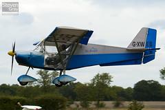 G-XWEB - BMAA HB 443 - Private - Best Off Skyranger 912(2) - Little Gransden - 100829 - Steven Gray - IMG_2924