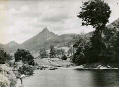 Mount Warning (NSW State Archives and Records) Tags: people blackandwhite swimming archives newsouthwales regional lismore richmondtweed staterecordsnsw