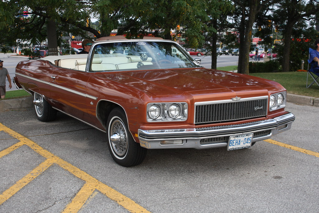 1975 Chevrolet Caprice Classic Convertible Boldride.com - Pictures ...