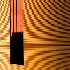 Zero range (Arni J.M.) Tags: orange reflection window lines wall geotagged iceland islandia nikon nikkor geotag hafnarfjörður ísland islande islanda 0range geotags hafnarfjordur d80 nikond80 afsnikkor18135mm zerorange bestcapturesaoi 13556ged