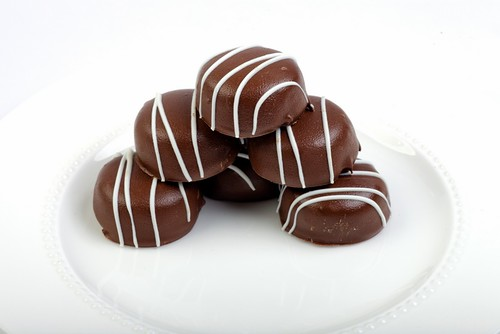 Double Fudge Cakebites