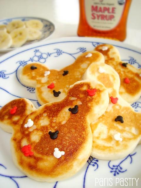 枫米老鼠煎饼