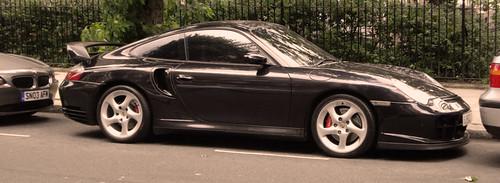 turbo porsche 996