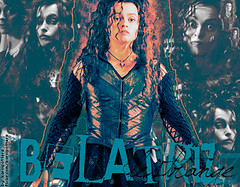 49. Crucio! - Belatriz Lestrange (KarolPotters) Tags: for hp harry potter days 75 bellatrix lestrange belatriz