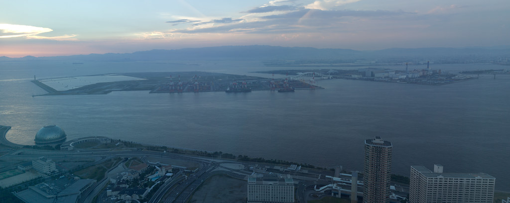 From WTC, Osaka
