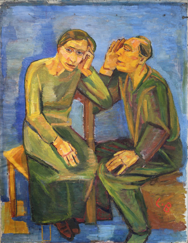 Leopold Birstinger, Zuwendung [Endearment], 1938